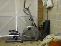 Vision Fitness X1500 Elliptical (Cross) Trainer
