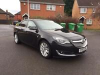 2014 VAUXHALL INSIGNIA SRI 1.8 PETROL ,12 MONTH MOT ,SERVICE HISTORY ,HPI CLEAR ,CRUISE CONTROL,