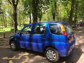 2005 Suzuki Ignis AUTOMATIC, 1.5L,Petrol,5 Dr, MOT Dec 2018, Taxed and MOTd, ready to drive away