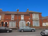 Large one bedroom ground floor flat with shared garden in Forton Road, Gosport