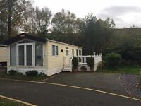 Pre-Owned static caravan for sale. BRYNTEG HOLIDAY PARK, North Wales