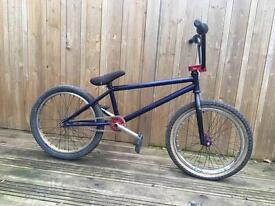 United kl40 custom bmx bike