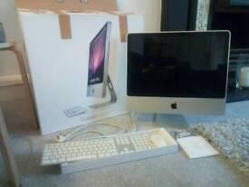 "Apple iMac A1224 20"" Intel Core Duo 2.0GHz 2GB RAM 250GB HD"