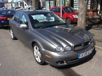 2008 JAGUAR X TYPE 2LT TURBO DIESEL MANUAL S/H CLEAN CAR £1995