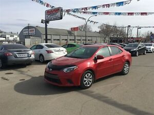 2015 Toyota Corolla LE only 32Km PST Paid!