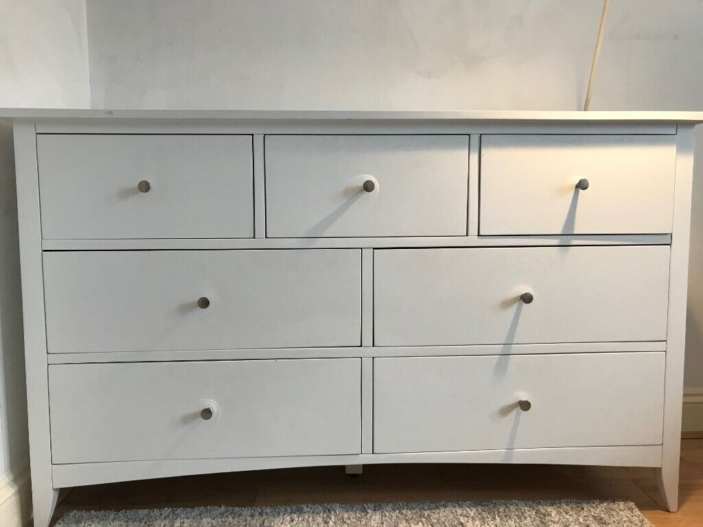 reputable site f4b63 d31c1 Wayfair White bedroom dresser | in Islington, London | Gumtree