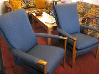 Vintage Parker Knoll armchair - just professionally reupholstered