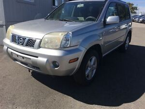 2005 Nissan X-Trail XE **NO ACCIDENTS**