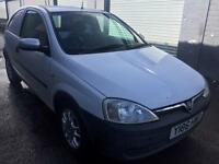 SALE! Bargain Vauxhall corsa van, NO VAT! 1.7 di, long MOT ready for work