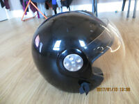 ***A ITALIAN motorcycle helmet *** just 8 pounds !