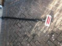 GARDINER X6 extending water fed window cleaning pole RRP...£350-400 bargain £150. Over 30ft