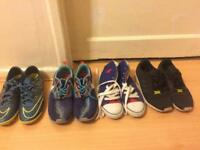 4 Trainers ( Worn Before )