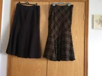 5 Ladies skirts will sell single £7.50