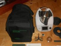 New Thermomix in box with protector bag , 2 years warranty