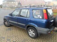 HOND CRV 4X4