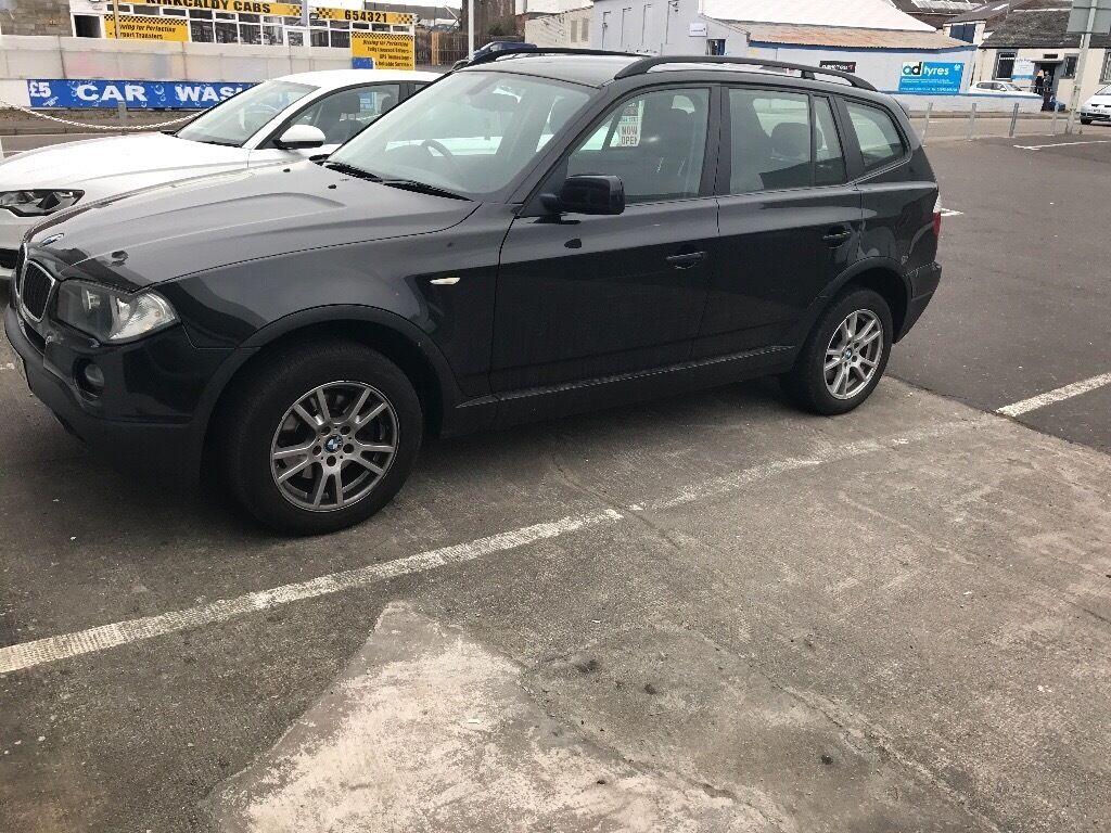 BMW X3 2007 diesel