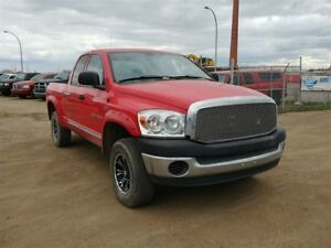 2007 Dodge Ram 1500 ST 5.7L V8 4x4!! Low KM'S!!