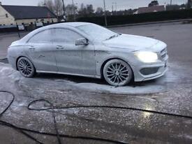 Wanted car wash