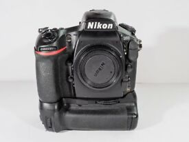 Used Nikon D810 Full frame digital camera