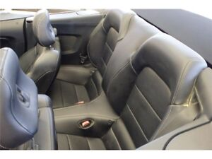 2015 Ford Mustang Convertible w/Leather-Trimmed Heated Seats