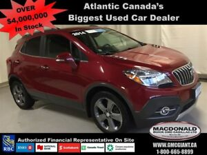 2014 Buick Encore CXL Leather