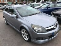 2007/07 VAUXHALL ASTRA 1.6T SRI,X-PACK, SPORT HATCH,LOW MILEAGE,STUNNING LOOKS+DRIVES REALLY WELL