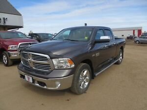 "2015 RAM 1500 C/C BIG HORN 6 PASSENGER! 6'4"" BOX!!"