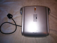 George Foreman - lean, mean Fat grilling machine - 13619