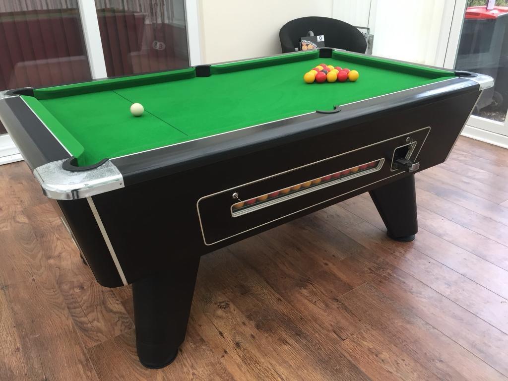 Supreme Winner Pool Table 6ft