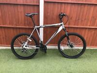 "Mountain bike large 22"" frame"