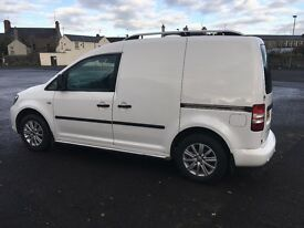 2011 VW caddy tdi 102 bhp. Start stop and cruise control model. No vat...