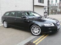 Audi A6 Avant 2.7 TDI S Line Automatic 5dr£5,200 p/x welcome 6 MONTHS NATIONWIDE WARRANTY