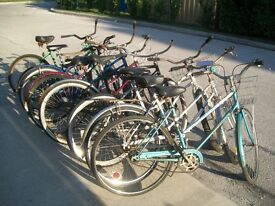 Adult unwanted bikes wanted for cash will collect