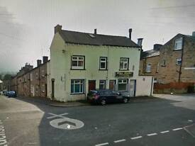 1 or 2 bedroom upstairs flat to let