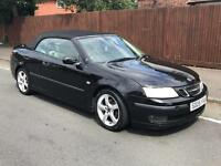 SAAB 9-3 CONVERTIBLE - 2.0 TURBO - 55K MILEAGE - AUTOMATIC - PX WELCOME