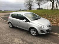 Vauxhall Corsa 1.4 Automatic SE LOW MILES