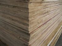 Second Hand Ply For Sale Only £12 Per Sheet. Good Whole Boards! Give Us A Call On 01895239607