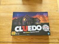 Brand new Cluedo board game