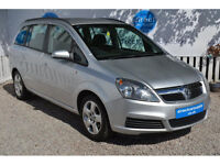 VAUXHALL ZAFIRA Can't get car finance? Bad credit, uneployed? We can help!