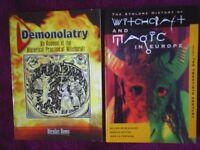 Magic - History -Witchcraft Books