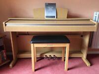 Yamaha Arius YDP-141 electric piano, near perfect condition