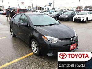 2014 Toyota Corolla LE HEATED CLOTH REAR CAMERA