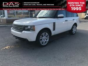 2010 Land Rover Range Rover HSE LUXURY NAVIGATION/LEATHER/SUNROO