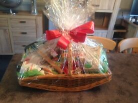 Gift basket would make a great xmas for a garden lover