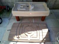 Step 2 Sand And Water Table With Cover