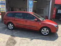 2007 Ford Focus 1.6 Estate Automatic with full service history & new Mot