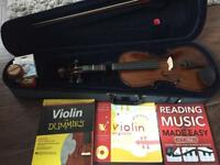 Violin Set - Forenza model F2151A - Size 4/4 NEW