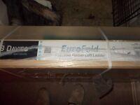 New loft ladder in packaging
