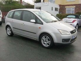 FORD FOCUS C-MAX 1.6 ZETEC 5 DOOR