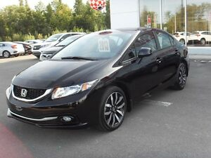 2013 Honda Civic Sdn Touring NAVIGATION